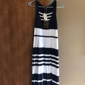 Long dress.  Perfect for summer.